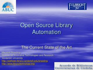 Open Source Library Automation
