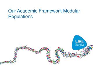 Our Academic Framework Modular Regulations