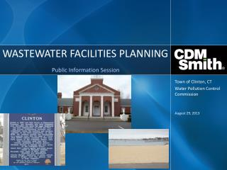 Wastewater facilities planning