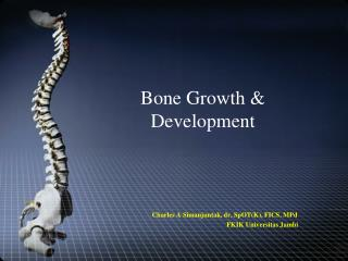 Bone Growth & Development