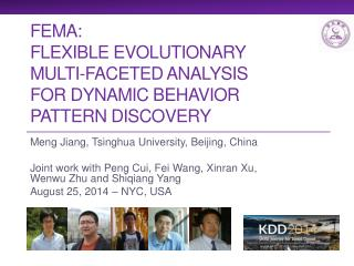 FEMA: Flexible evolutionary Multi-faceted analysis for dynamic behavior pattern Discovery