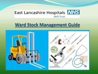 Ward Stock Management Guide