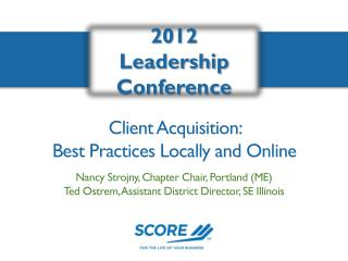 Client Acquisition: Best Practices Locally and Online