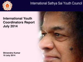 International  Sathya  Sai Youth Council