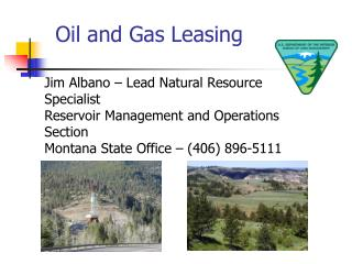 Oil and Gas Leasing