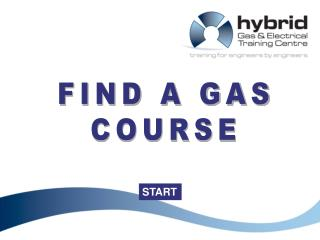 FIND A GAS COURSE