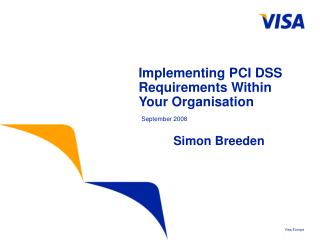 Implementing PCI DSS Requirements Within Your Organisation