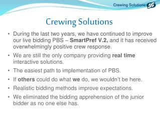 Crewing Solutions