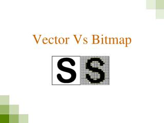 Vector Vs Bitmap