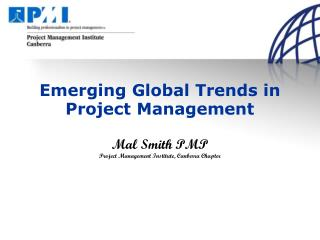 Emerging trends - a practitioner ' s observations