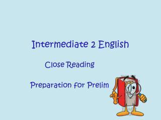 Intermediate 2 English