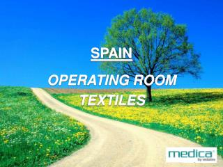 SPAIN OPERATING ROOM  TEXTILES