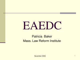EAEDC