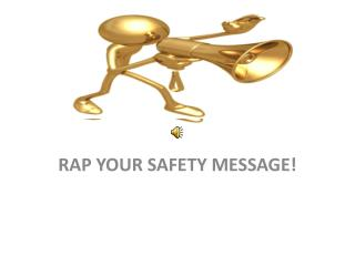 RAP Your Health Message!