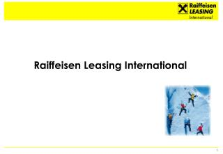 Raiffeisen Leasing International