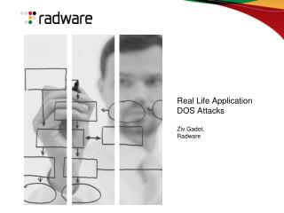 Real Life Application  DOS Attacks Ziv Gadot, Radware