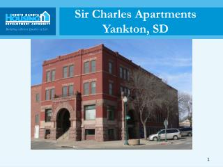 Sir Charles Apartments Yankton, SD