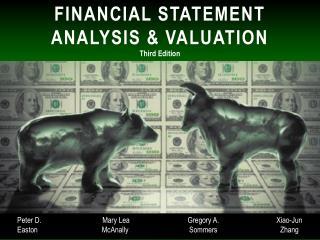 Financial Statement Analysis & Valuation Third Edition