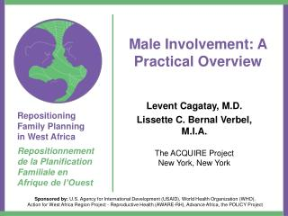 Male Involvement: A Practical Overview
