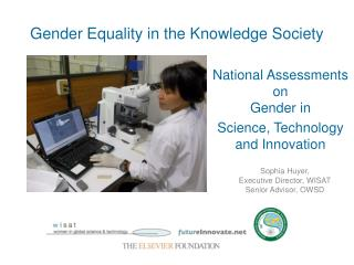 Gender Equality in the Knowledge Society