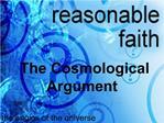 Reasonable Faith ?