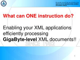 XML Evolution: Two-phase XML Processing Model Using XML Prefiltering Techniques