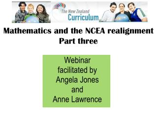 Mathematics and the NCEA realignment Part three