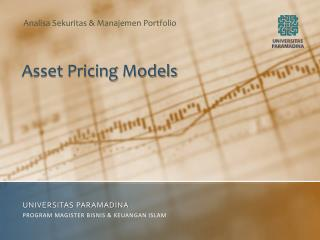 Asset Pricing Models