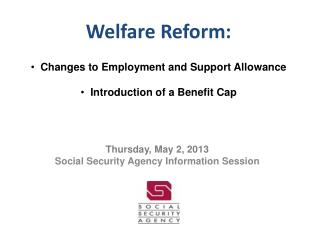 Welfare Reform:
