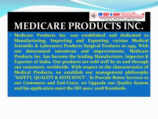 Diagnostic kit manufacturers