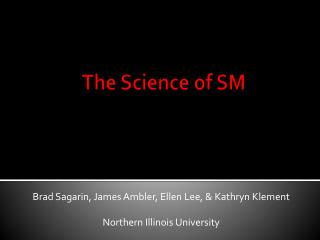 The Science of SM