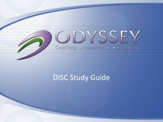 DISC Study Guide