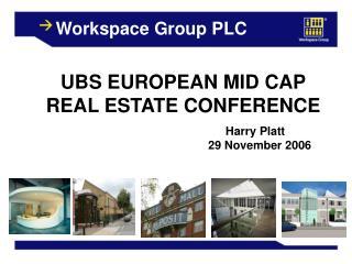 Workspace Group PLC