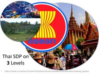Thai SDP on 3 Levels