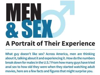 Sex Facts and Figures about Men in America