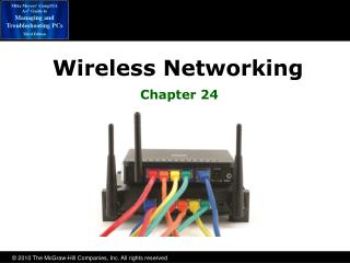 Wireless Networking