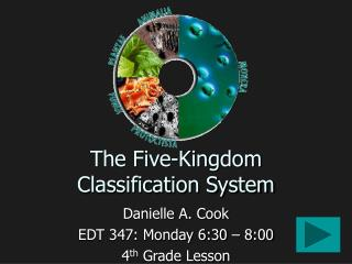 The Five-Kingdom Classification System
