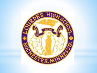 The Rochester Catholic Schools system is a Christ-centered learning community that forms students