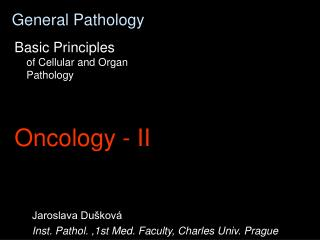 General Pathology