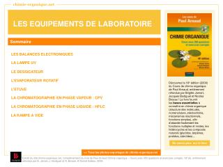 chimie-organique.net