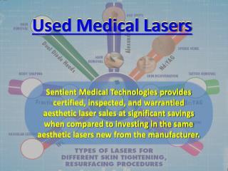 Medical Laser Equipment Financing