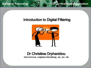Introduction to Digital Filtering