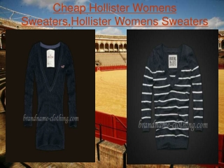 Cheap Hollister Womens Sweaters