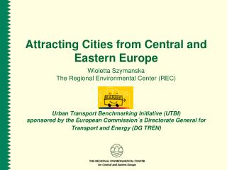 Attracting Cities from Central and Eastern Europe