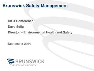Brunswick Safety Management