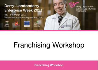 Franchising Workshop