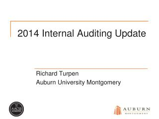 2014 Internal Auditing Update