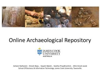 Online Archaeological Repository