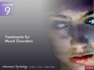 Treatments for Mood Disorders