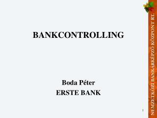 BANKCONTROLLING